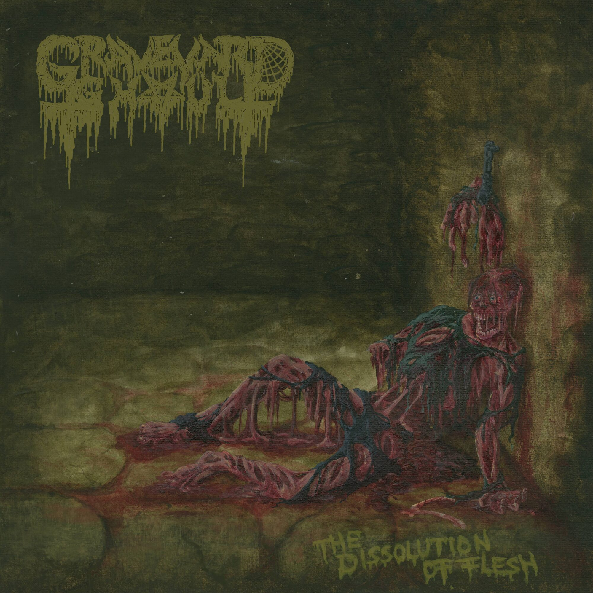 Graveyard Ghoul – The Dissolution of Flesh EP